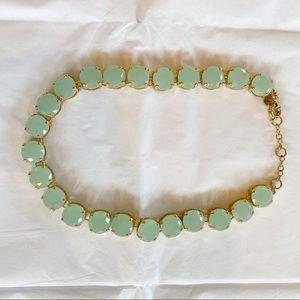 Jcrew blue necklace